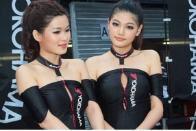 2012 Macau GP Racing Girls 澳門賽車女郎