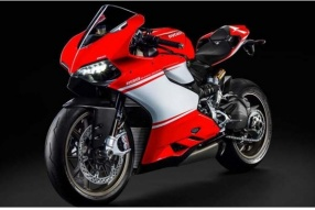 Ducati 1199 Superleggera-馬力/重量比新境界