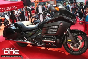 新車速報2014 HONDA GOLD WING F6B-給年輕人的Gold Wing