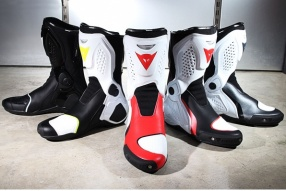 2014 DAINESE TR-COURSE OUT / AIR 新款賽車皮靴抵港