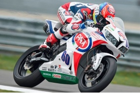 2014 WORLD SUPERSPORT 600-HONDA提早封王