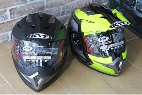 KYT ENDURO HELMET│越野運動巡航型頭盔