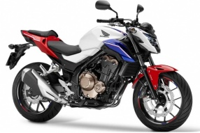 2016 Honda CB500F│新車速報