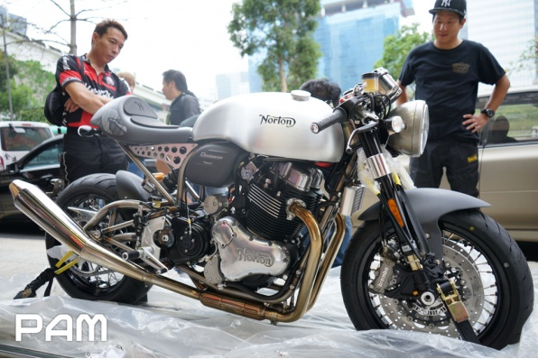 全新2018 Norton Dominator Naked特別版 (車主開箱篇)