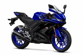 全新2019 YAMAHA YZF-R125-引擎配備Variable Valve Actuation(VVA)可變汽門