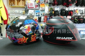 SHARK RACE R PRO GP WINTER TEST 2019 & SPARTAN CARBON REPLICA LORENZO CATALUNYA GP正式登場