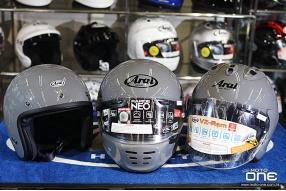ARAI CLASSIC MOD MODERN GREY 水泥灰新色復古頭盔