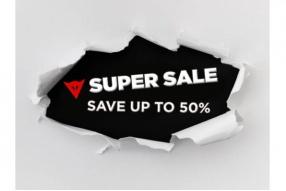 SUPER SALE 超級大特價 - DAINESE HK