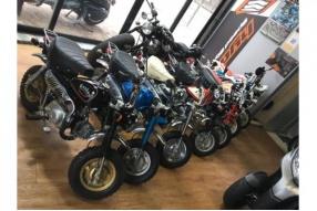 Honda 日本元祖Monkey - Auto Bike J.P. 瀛車館底價發售