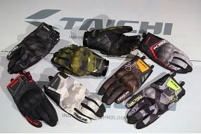 RS-TAICHI GLOVE 多款電單車短手套系列