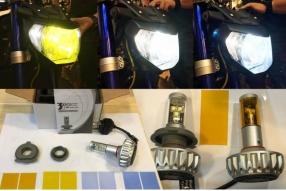 日本IMPACT CREE Led & DAYTONA x BELLOFF PRECIOUS RAY 優質LED燈 - 頭盔王有售