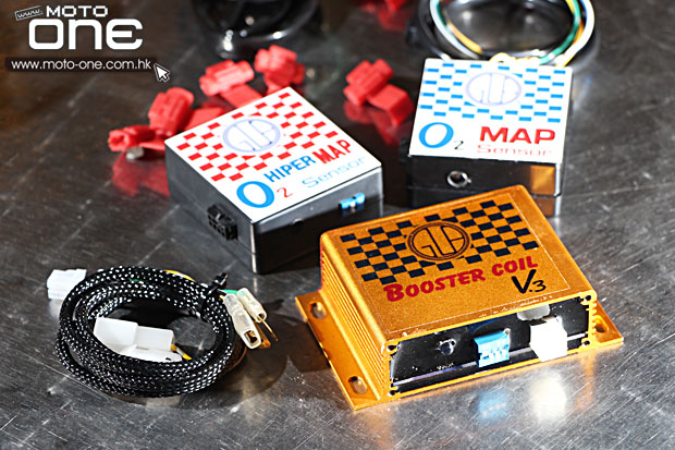 2013 SILVERSTAR BOOSTER COIL & O2 SENSOR moto-one.com.hk