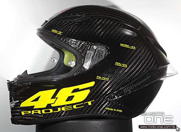 2013 AGV pista gp PROJECT 46