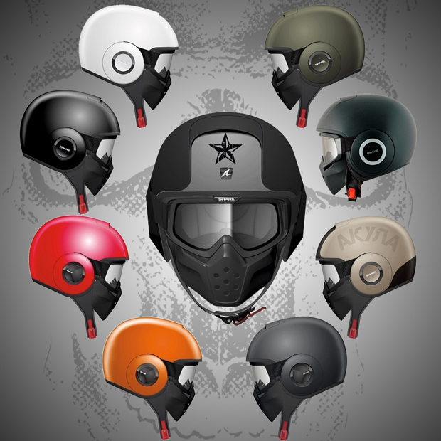 2013 shark raw helmet moto-one.com.hk