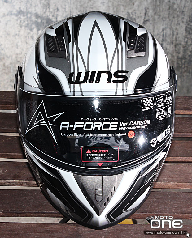 2014 WINS CROWN A-FORCE CARBON