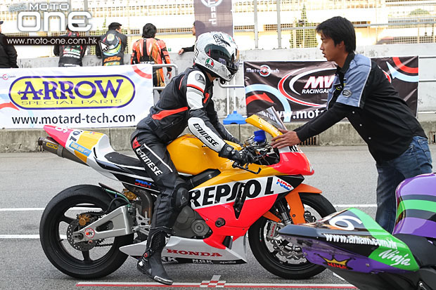 2014 motard tech zic track day moto-one.com.hk