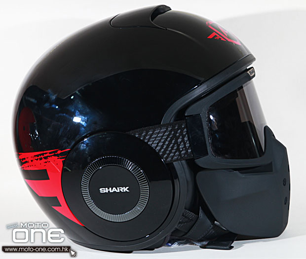 2014 shark raw helmet arrived