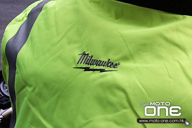 Milwaukee jacket