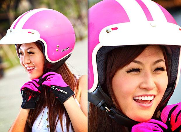 可爱头盔系列 q-helmets series