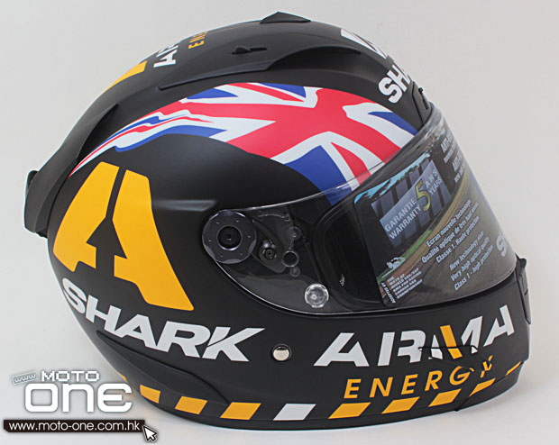 shark r-pro scott redding