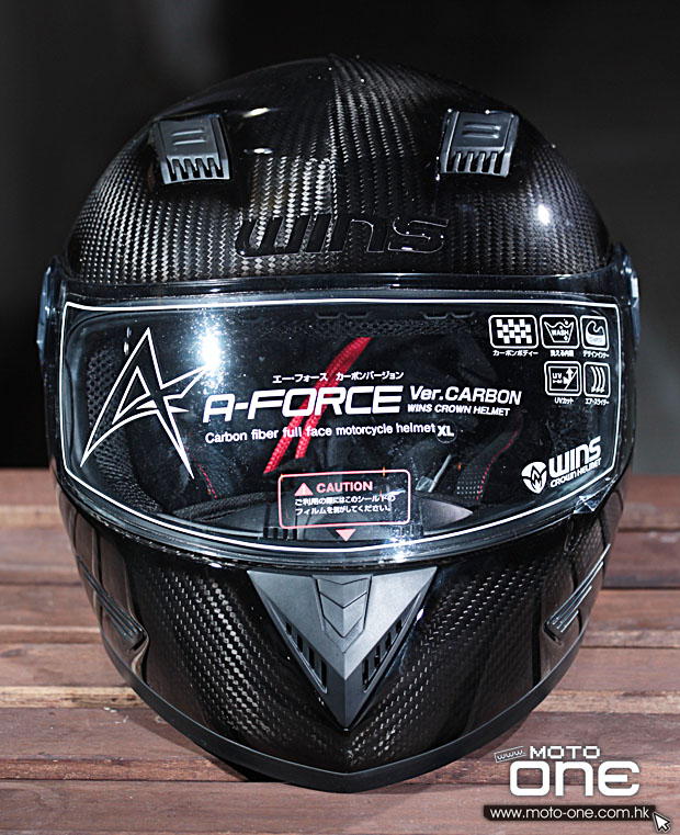 wins crowm a-force carbon