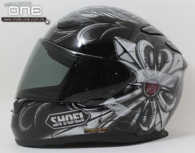 �҃�v@_360° shoei xr-1100 moto2英国车手 bradley smith拉花