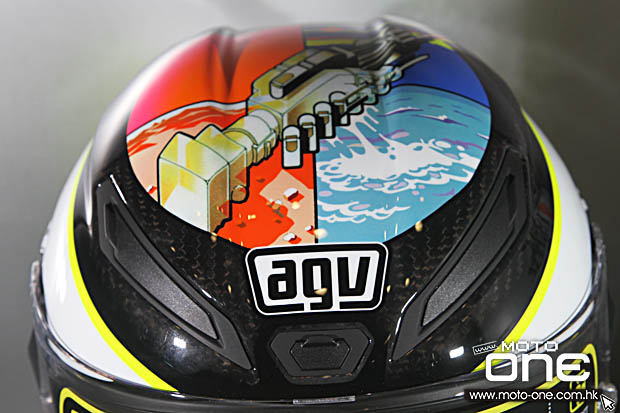 2015 AGV Pista GP Wish