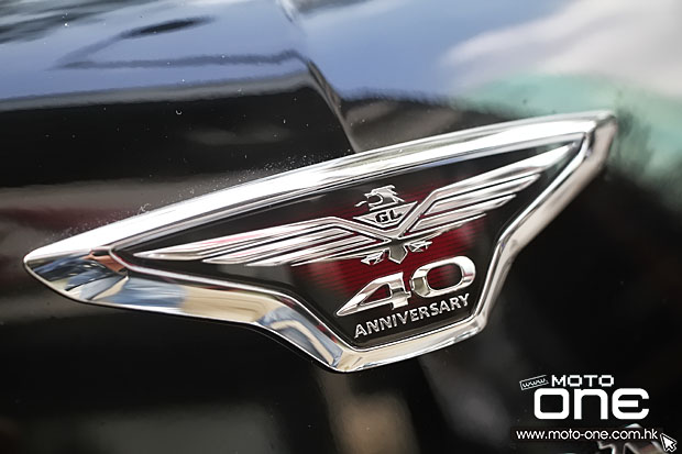 2015 HONDA GOLD WING 40th ANNIVERSARY