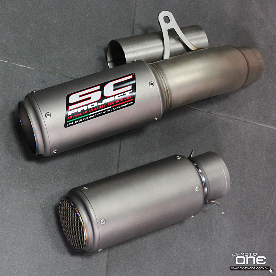 2015 sc project exhaust