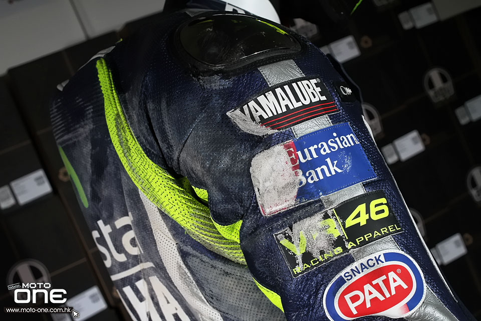2015 DAINESE D-AIR rossi