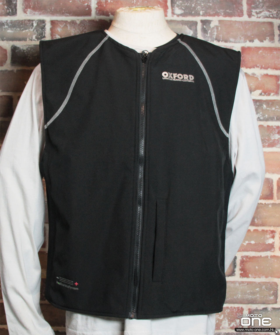 OXFORD HOT VEST