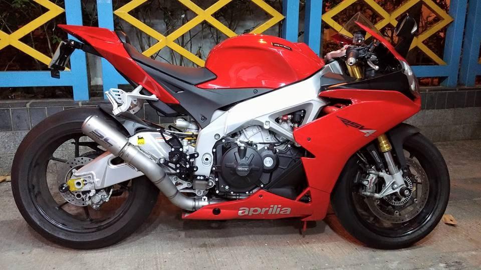 Sc Project│意大利製造│多款實照│s1 Superbike Exhaust 中段鈦合金全手工銲接的精彩