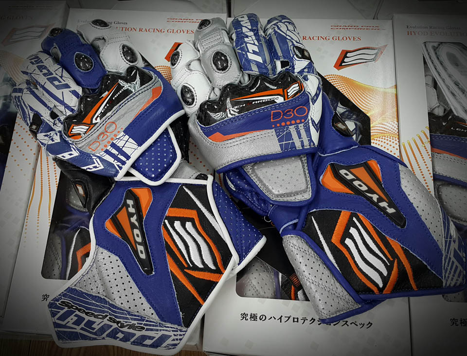 2018 HYOD Limited edition colour Glove