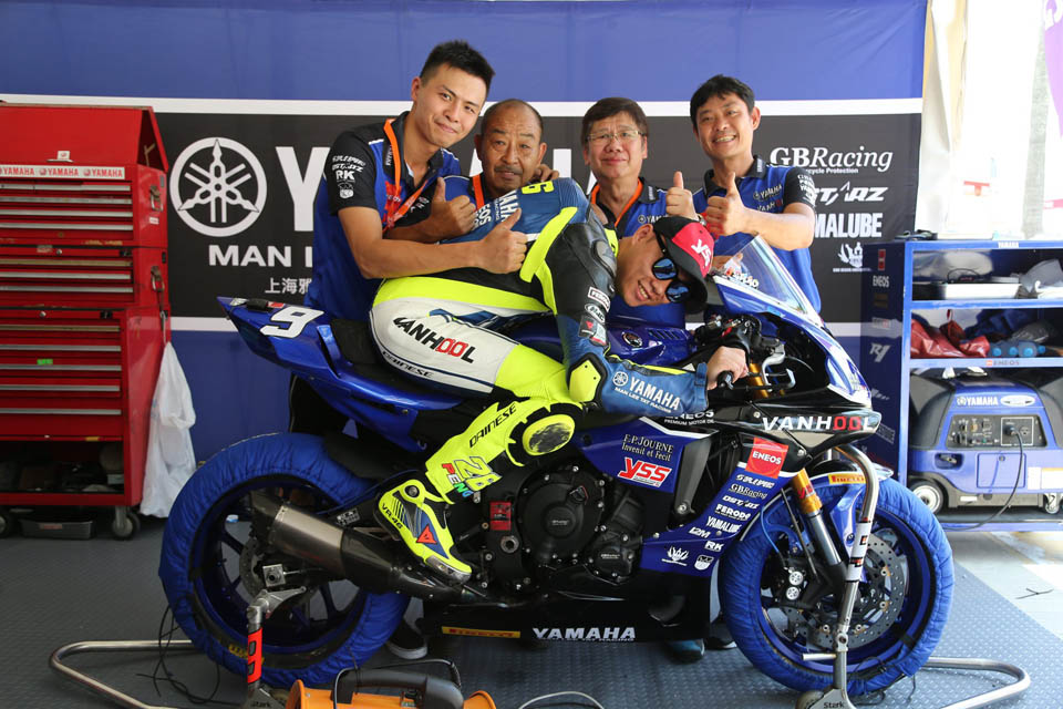 2018 ZIC YES YAMAHA YSS