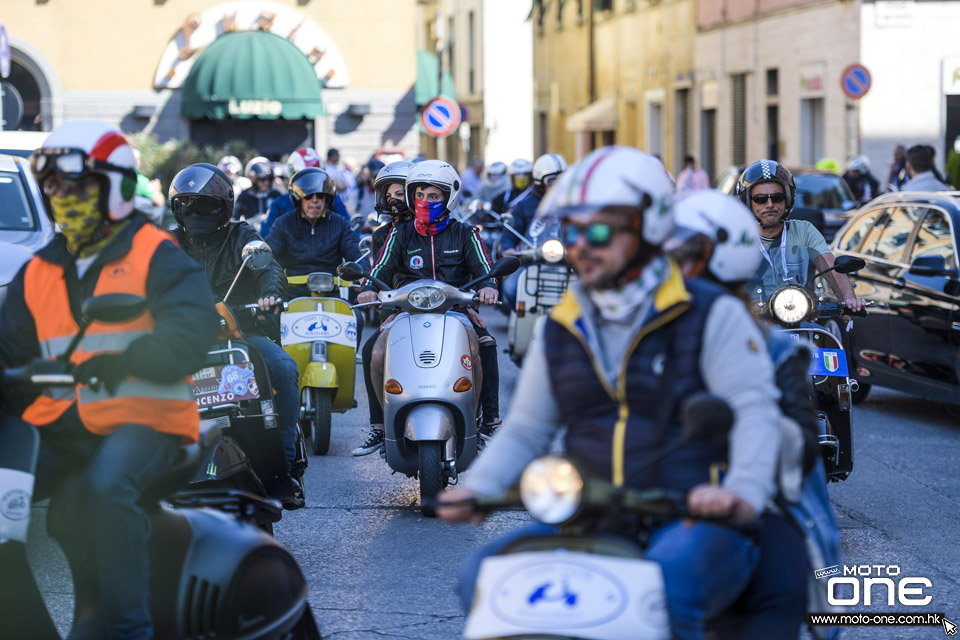 2018 vespa color days