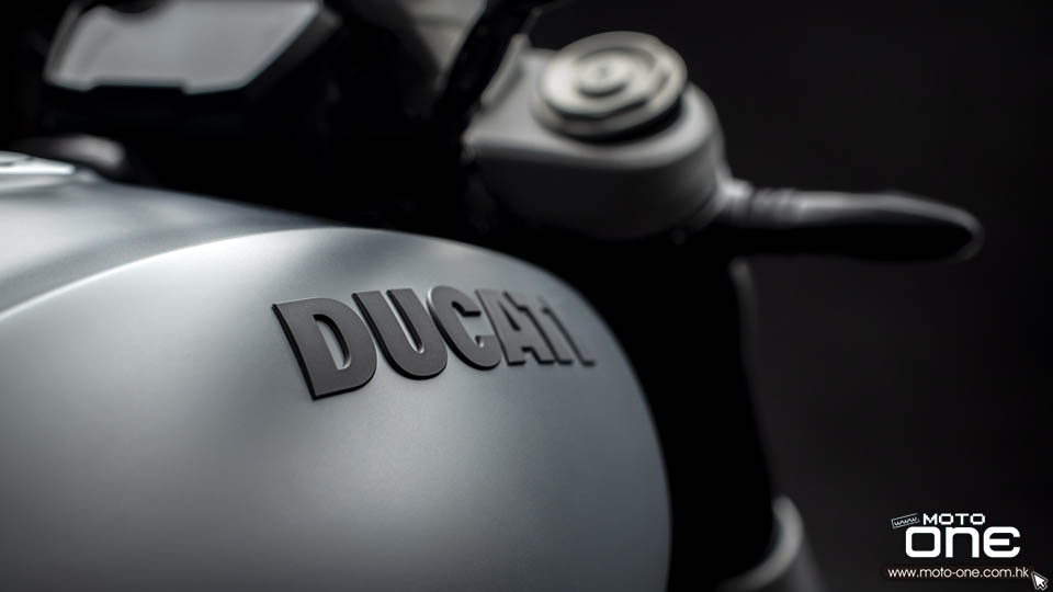 2019 DUCATI XDiavel Matt Liquid Concrete Grey