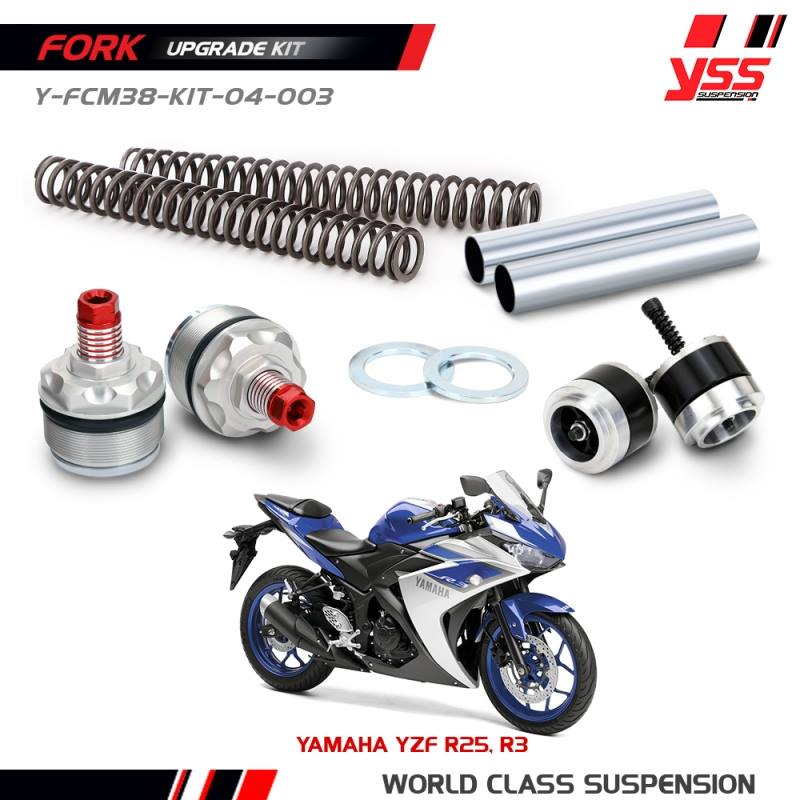 2018 YSS FORK UPGRADE KIT