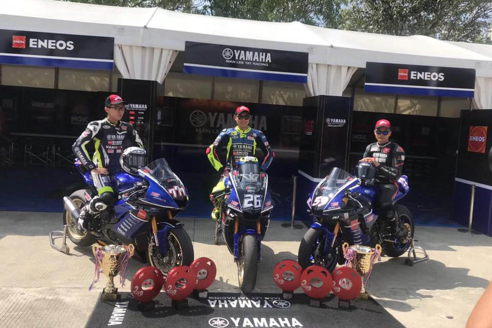 2019 ZIC YAMAHA MLT RACING TEAM