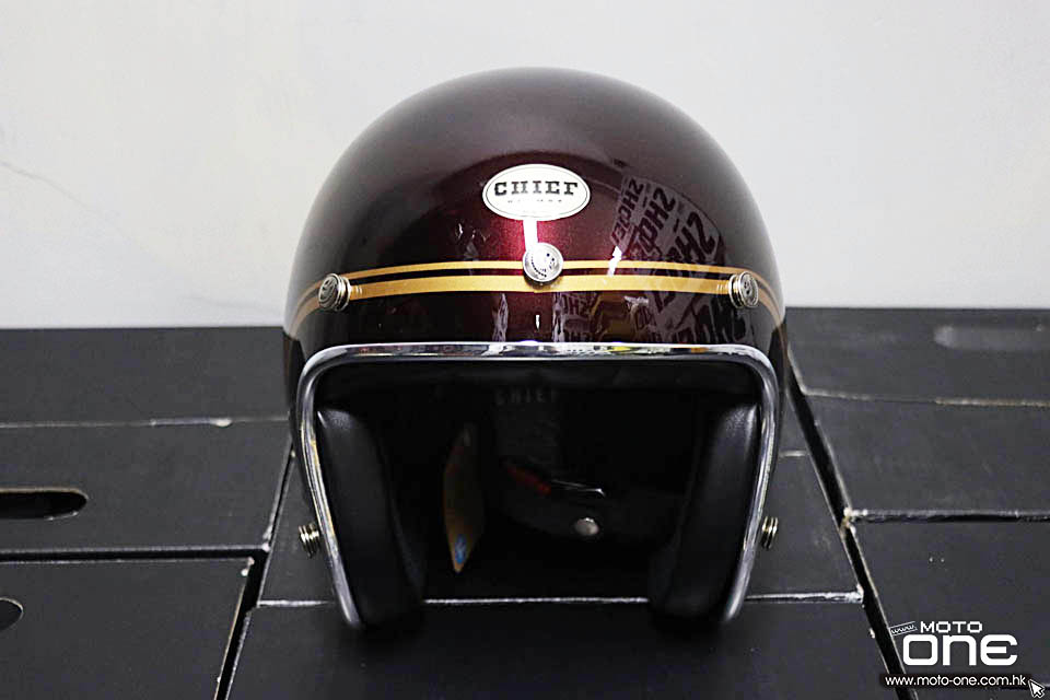 2020 CHIEF helmets