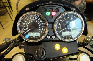 Sold ~ Moto Guzzi V7 II RACER ABS ~ Sold
